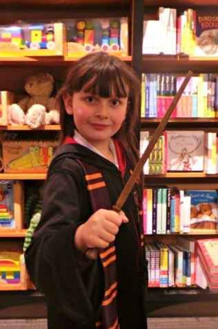 Harry Potter Book Night 2016 - Roo
