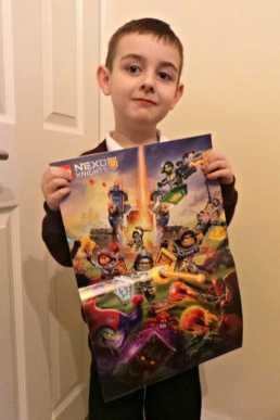 LEGO NEXO Knights Magazine - Posters