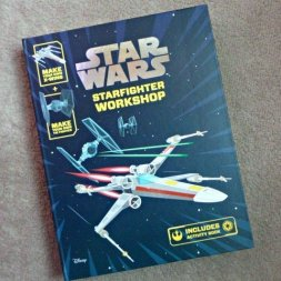 Star Wars Starfighter Workshop - Make Your Own X-wing and Tie Fighter