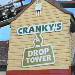 Drayton Manor Thomas Land - Cranky Crane Tower Drop