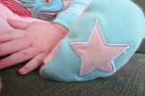 Rockin' Baby - Laughin' Seahorse Applique All in One (Foot detailing)