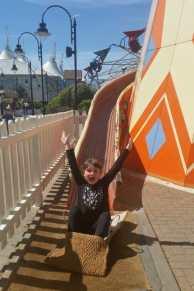 Sir Billy Butlins Fairground - Helter Skelter B