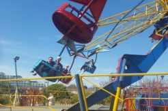 Sir Billy Butlins Fairground - Paratrooper A