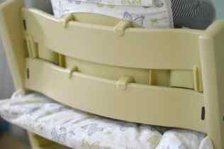 Stokke Tripp Trapp - Baby Set Rear Fixing