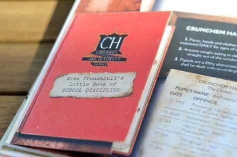The Gloriumptious Worlds of Roald Dahl - Miss Trunchbull's Little Boo of School Discipline