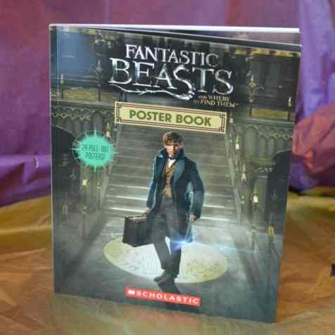 Fantastic Beasts and Where to Find Them Poster Book