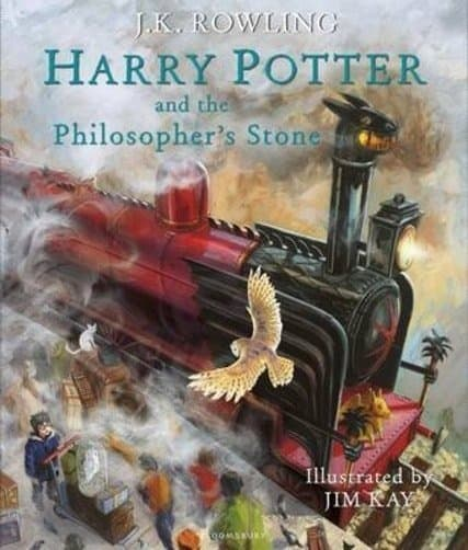 's Stone (Illustrated Edition)