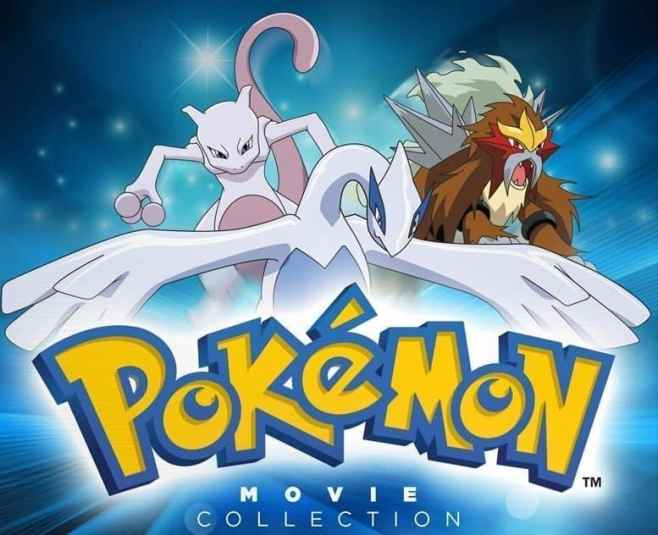 Pokemon Movie Collection – Limited Edition Blu-ray Steelbook + #Giveaway