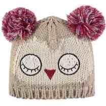Rockin Baby Owl Applique Hat