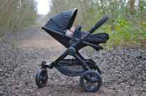 iCandy Peach All Terrain - Reclined position