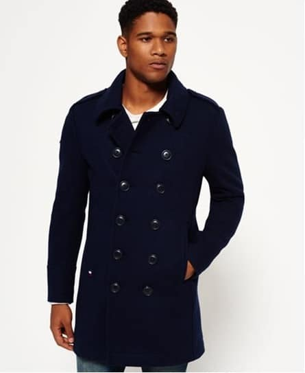 Superdry Arc Bridge Coat