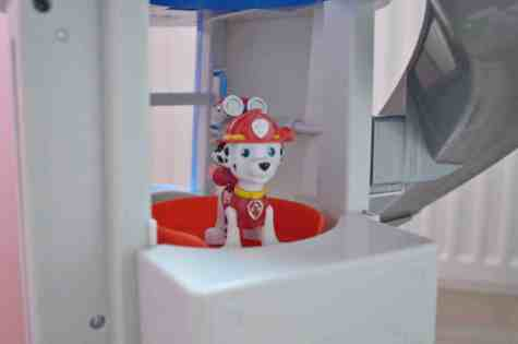 PAW Patrol My Size Lookout Tower - Marshall Lift