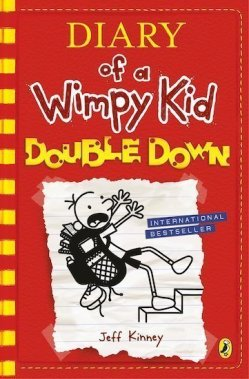 Diary of a Wimpy Kid 11 Double Down