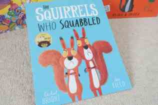 Lollies The Squirrels Who Squabbled
