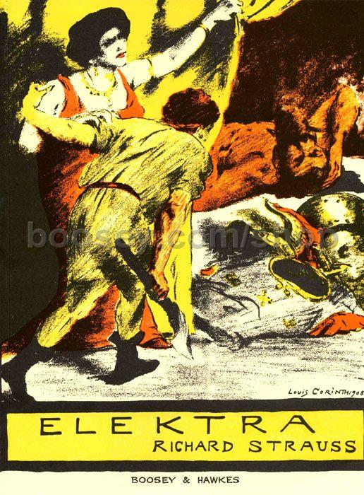 Richard Strauss  Elektra Op58