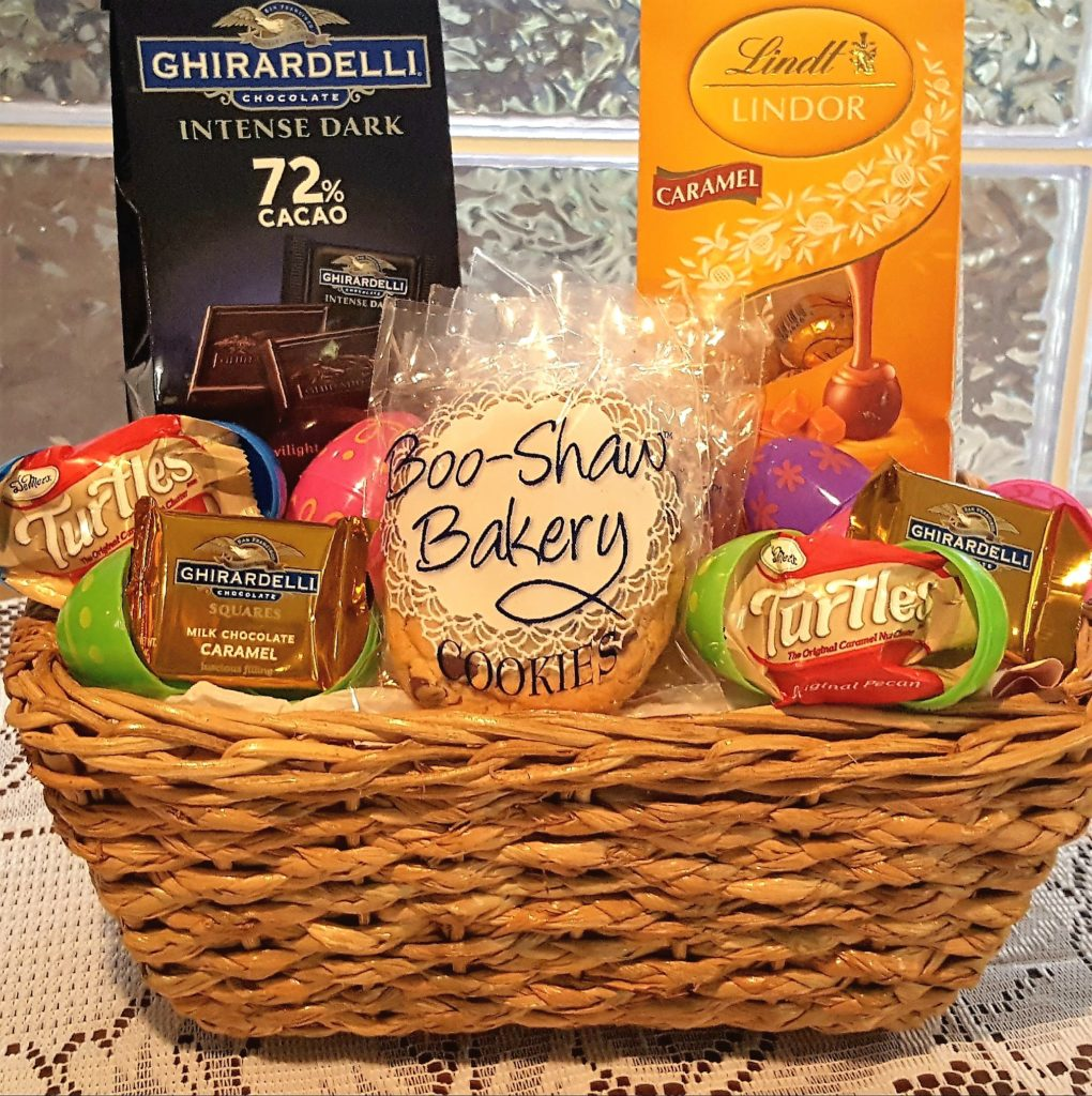 Easter Baskets for Adults Image