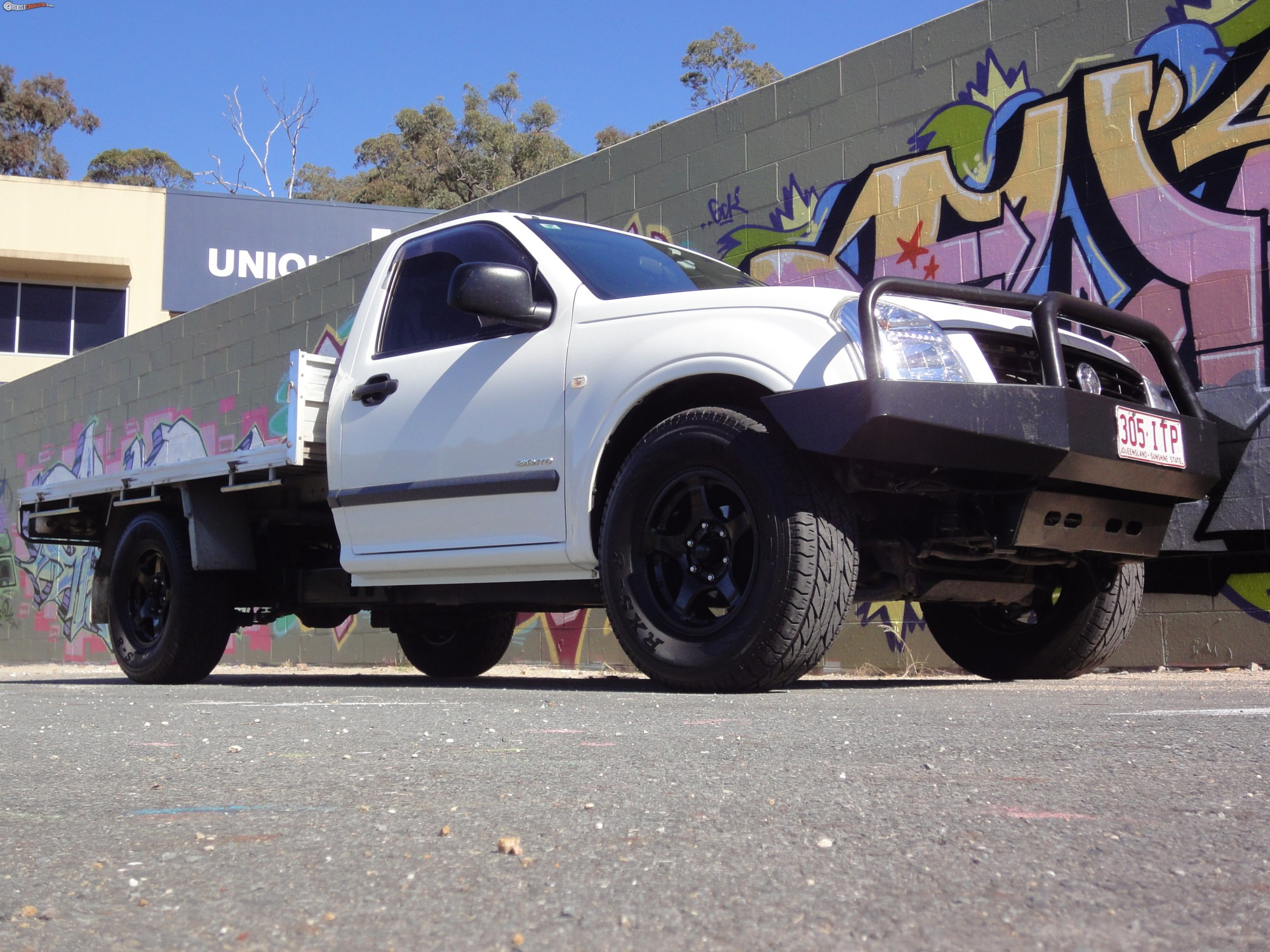 hight resolution of 2005 holden rodeo ra