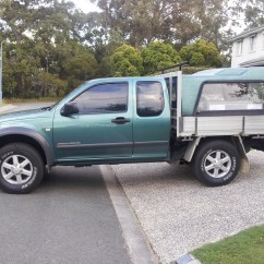 2004 Holden Rodeo Stereo Wiring Diagram 1995 Ford Explorer Ignition Lx Ra For Sale Or Swap Qld Sunshine