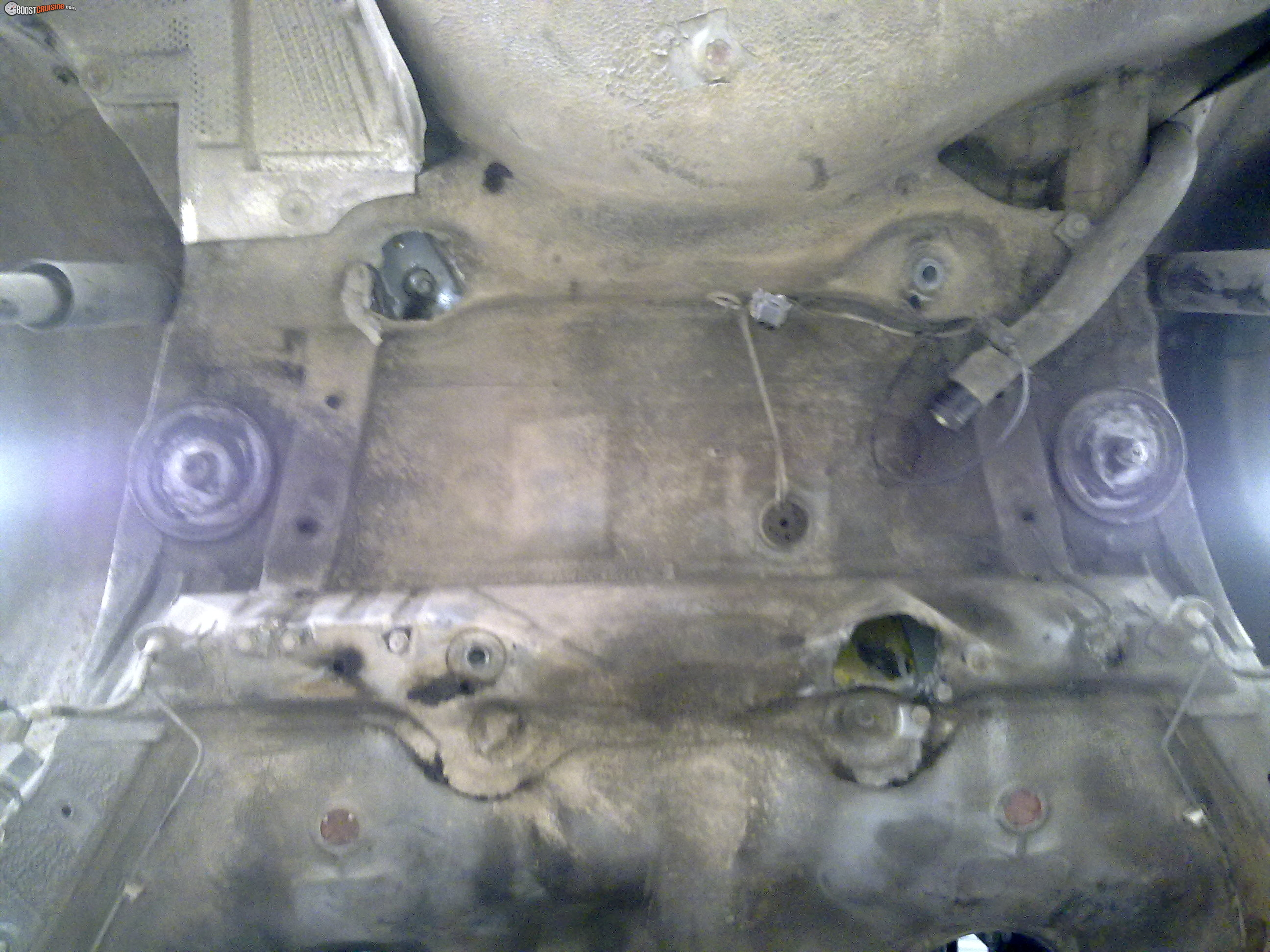 bmw e36 rear sub