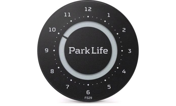 Elektronisk p-skive ParkOne Life