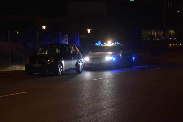 I forbindelse en kontrol i det vestlige Aarhus fredag aften røg en 22-årig mandlig bilist i fælden. Træls for ham kørte han rundt uden kørekort, og så klappede fælden.