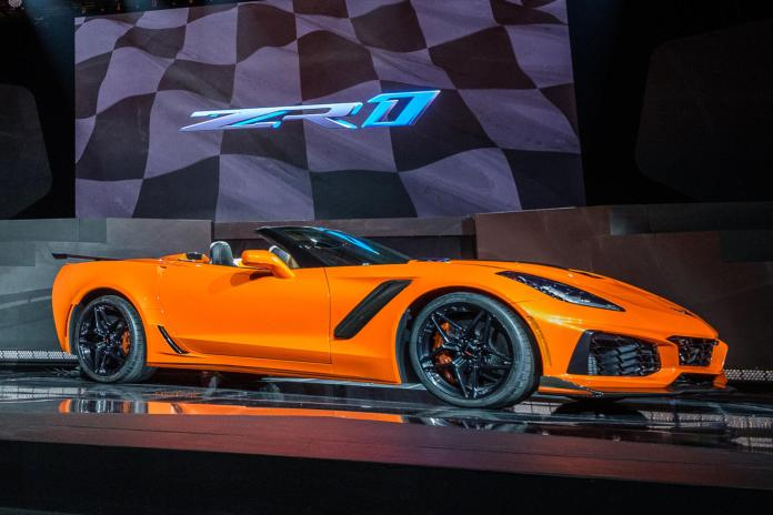 General Motors har sendt den bindegale 6,2-liters LT5-V8 på pension. Chevrolet brugte motoren i Corvette C7 ZR1.