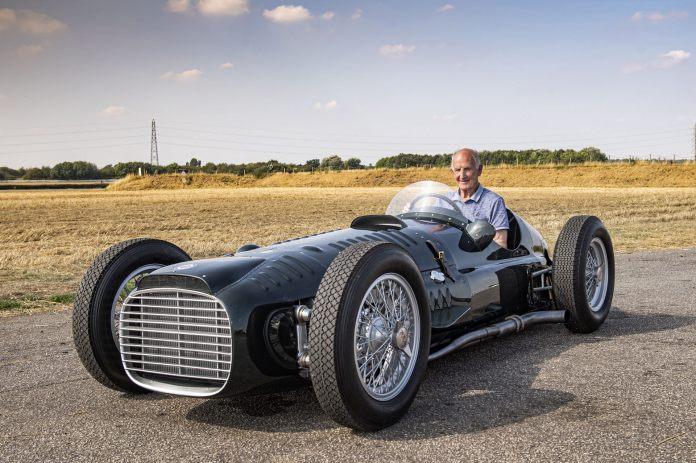 Besøgende til Goodwood Revival får i år blandt andet glæde af genopstående BRM, som tager en P15 V16 med. Motoren er på blot 1.5 liter, men den tager svimlende 12.000 omdrejninger