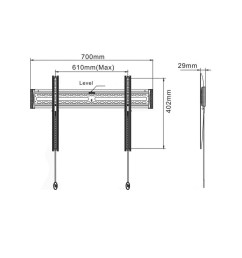 tv and pv diagrams universal wmf 4065 fixed tv mount for 40 to [ 1200 x 1200 Pixel ]