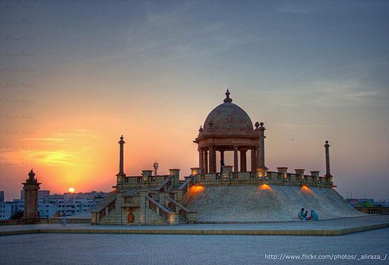 Jahangir Kothari Karachi