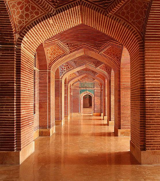 Shahjahan Masjid Pakistan