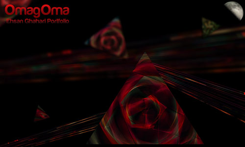 omagoma in 30 Excellent Black Website Designs for Inspiration