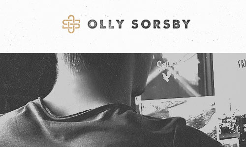 Olly Sorsby - Minimal Site