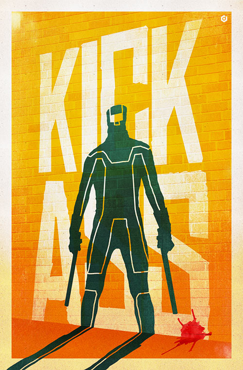 Kick Ass Alternative Poster