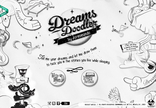 Dreams Doodler