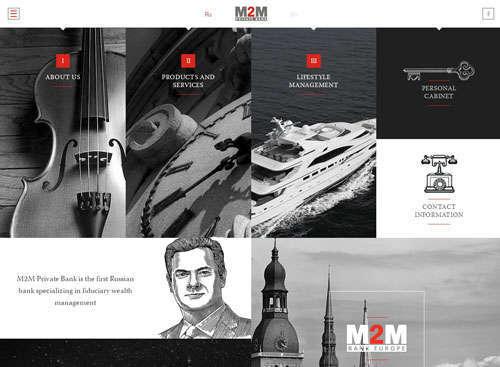 20 Modern Retro Style Websites