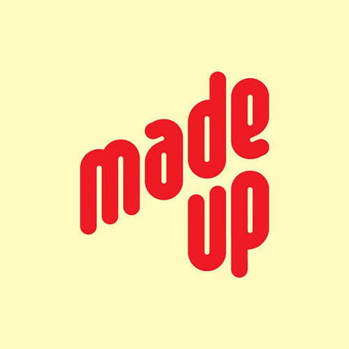 Made Up - Typography Design Inspiration