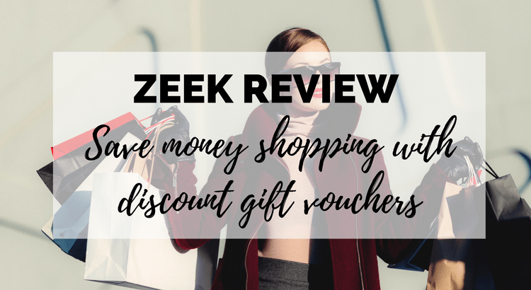 Zeek review - save money and make money buying and selling gift cards