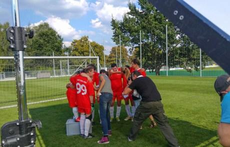 Special Olympics Helsana Shooting Making Of