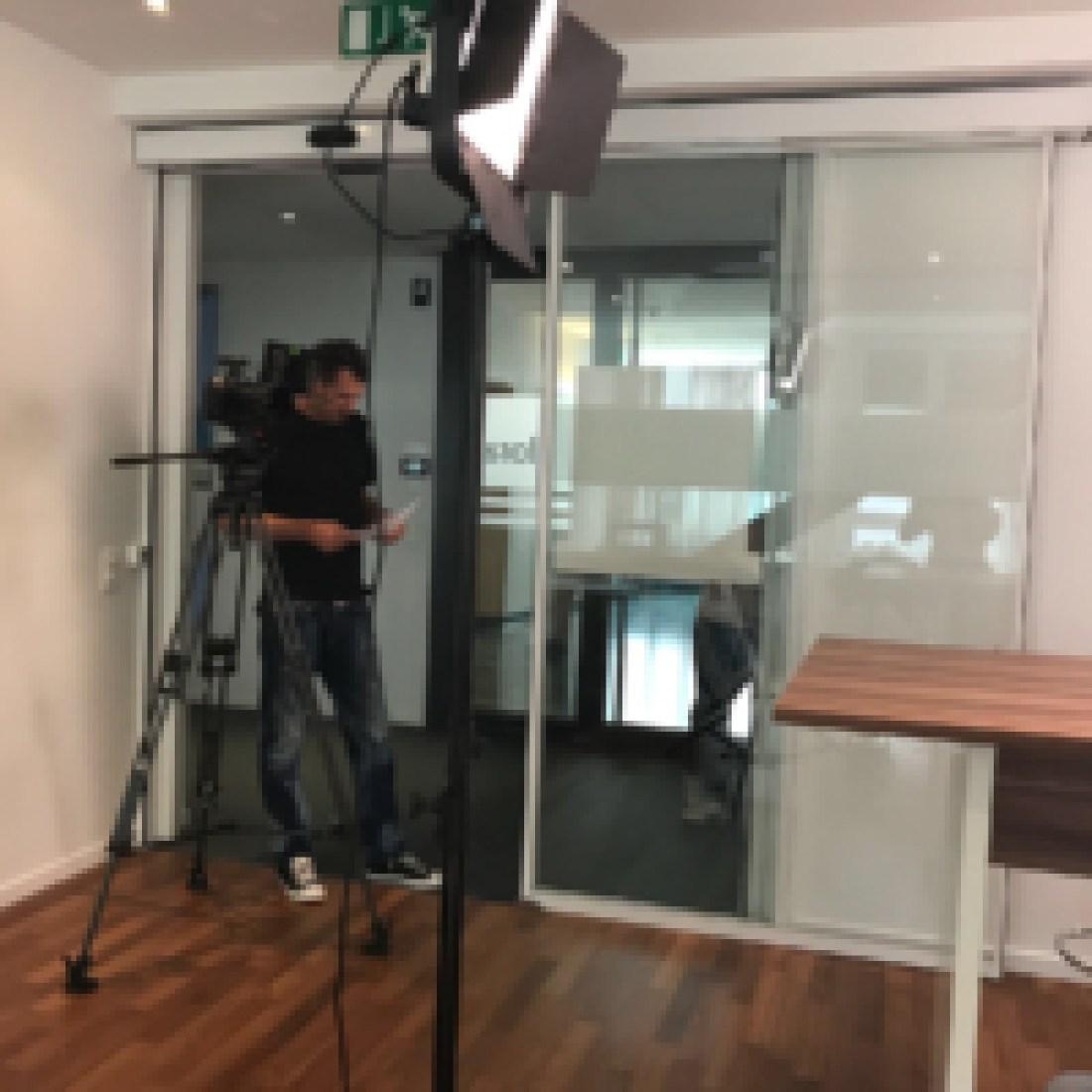 Valora-Film Making of Kleines Glück unterwegs