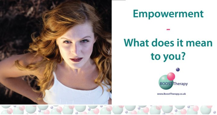 Woman Empowered and Determined