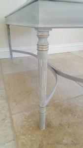 grey coffee table rectangular