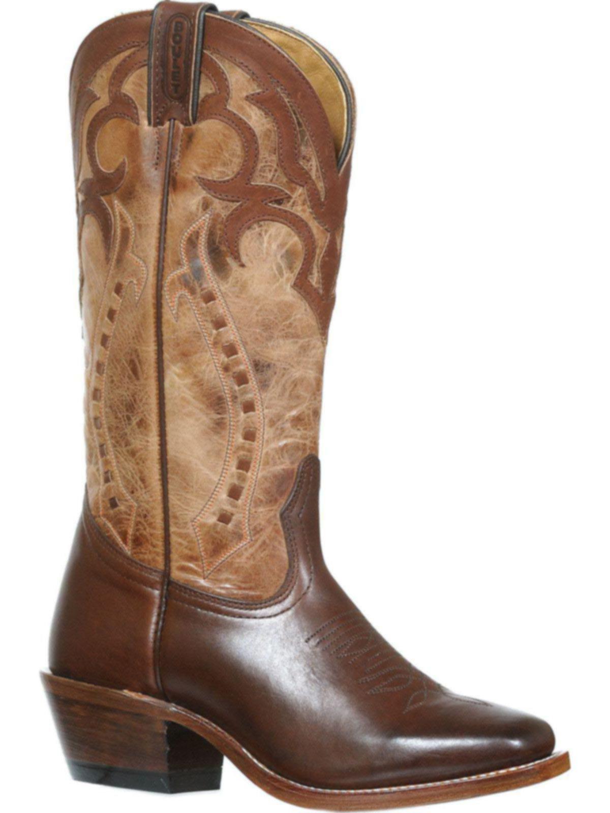 BootAmerica  Boulet Ladies Vintage Western Boot Horseman