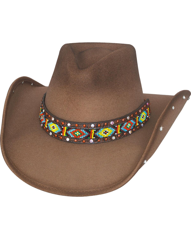 women s hats boot