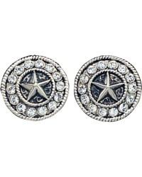 Montana Silversmiths Women's Star Concho Western Earrings ...