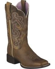 ariat quickdraw badlands boot
