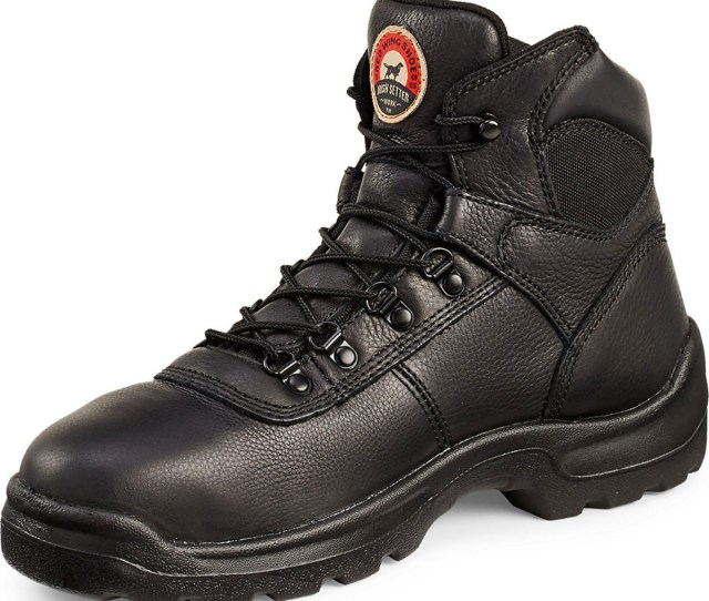 Irish Setter By Red Wing Shoes Mens Ely  Eh Work Boots Steel Toe