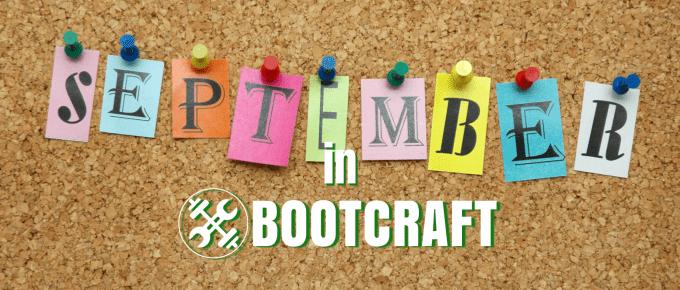 September In BootCraft