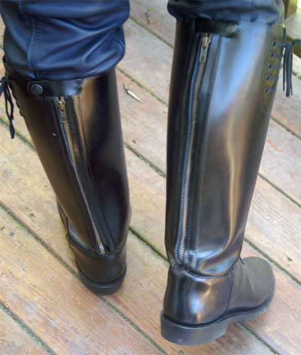 Extra Extra Wide Riding Boots