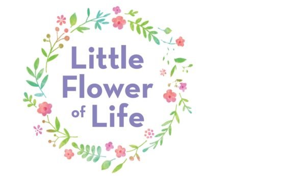 Little Flower of Life logo