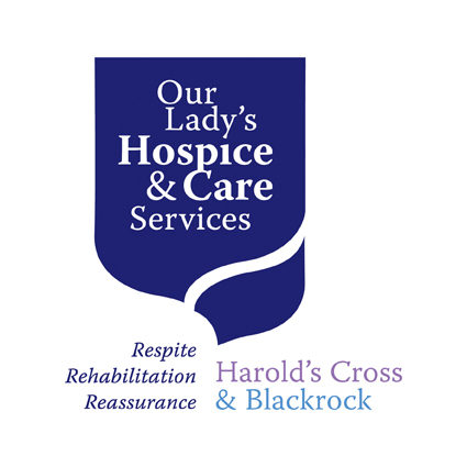 our ladys hospice logo